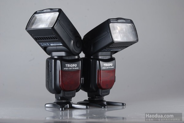 Triopo TR-860EX and TR-850EX