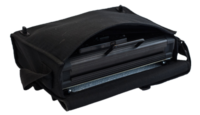 Adorama Flashpoint 500C in IKEA laptop case