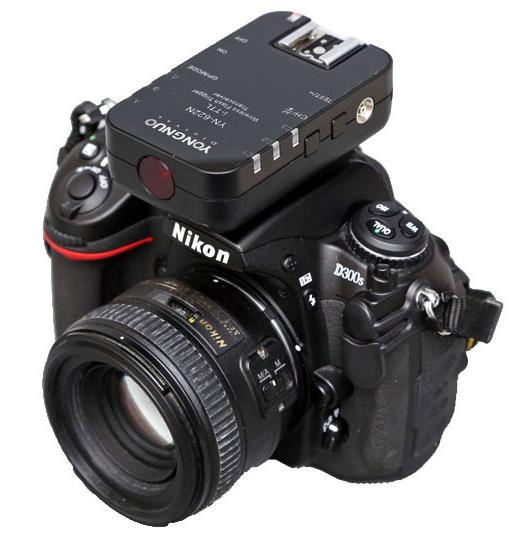 Yongnuo YN-622N with Nikon D300s DSLR