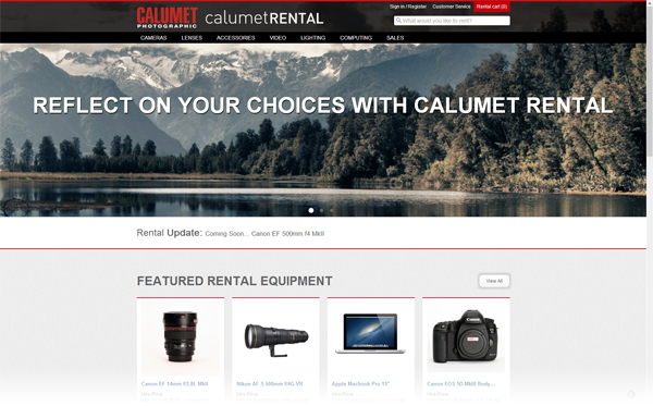 Calumet Rental UK