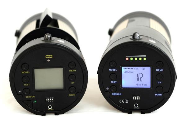 NiceFoto N-Flash 480A