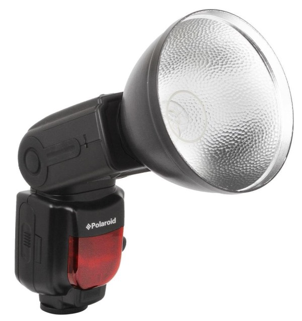 Polaroid PL-135 Bare Bulb Flash