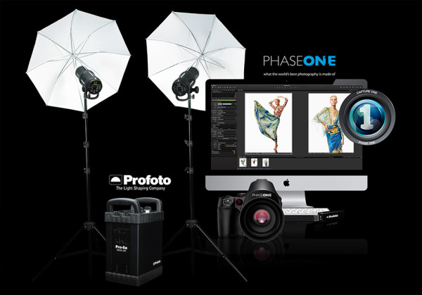 Profoto light control for Capture One Pro