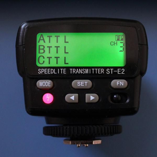 Debao Speedlite Transmitter ST-E2