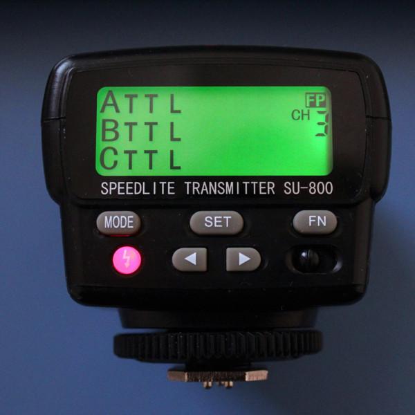 Debao Speedlite Transmitter SU-800