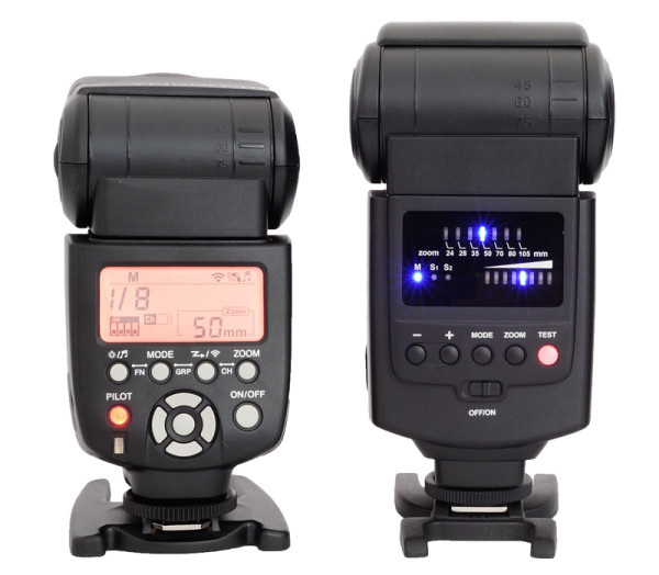 Godox ThinkLite TT660 compared to Yongnuo Speedlite YN560-III
