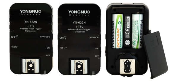 Yongnuo YN-622N i-TTL Wireless Flash Trigger Transceivers