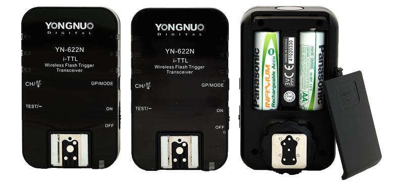 Yongnuo YN-622N flash trigger for Nikon: first look hands