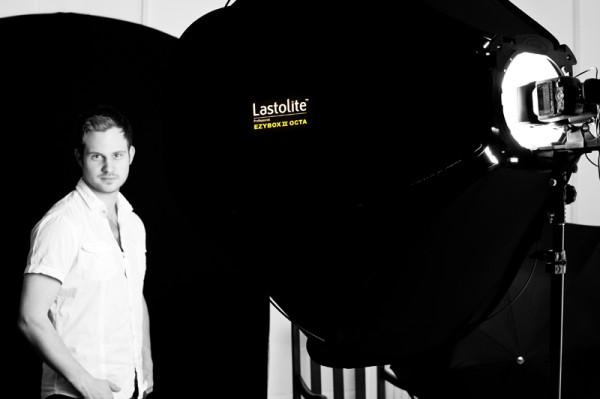 Sean Atkinson. Picture by Konrad Leader