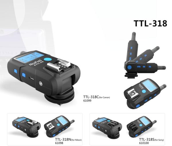 Nicefoto TTL-318