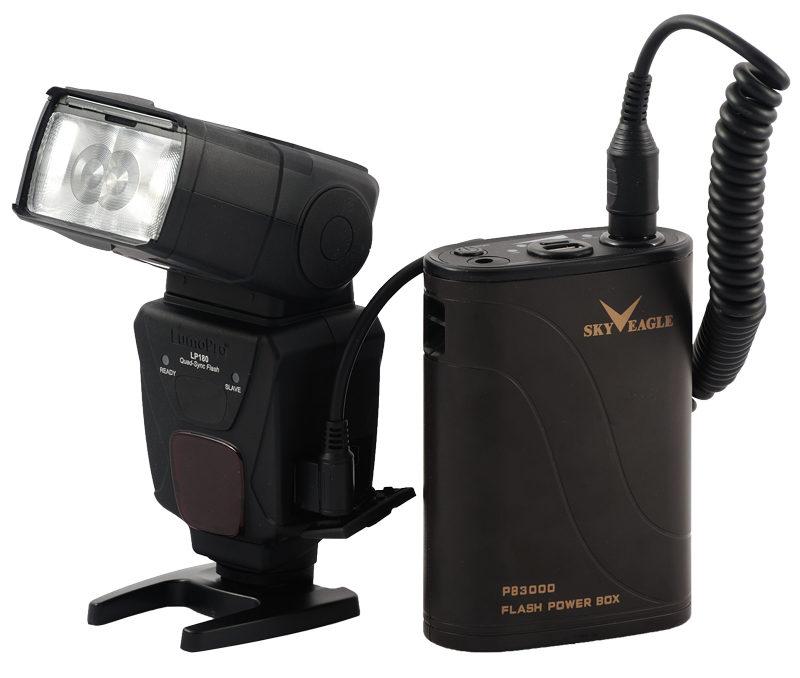 Skyeagle PB3000 Flash Power Box
