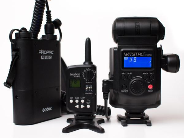 Godox Wistro AD360 kit