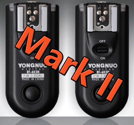 yongnuo rf 603 ii manual