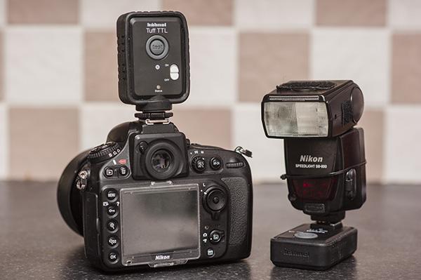 Hahnel Tuff TTL trigger for Nikon