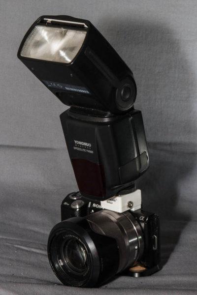 Allacax SMOR with Sony NEX-5N