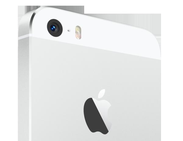Apple iPhone 5S camera