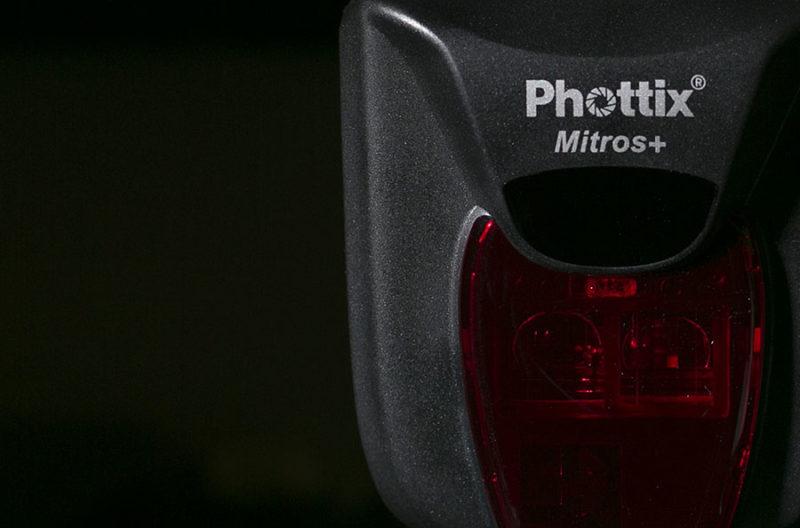 Phottix Mitros+ teaser image
