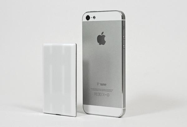 Nova external LED flash for iPhone