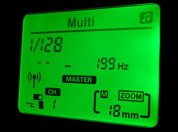 Triopo TR-850EX LCD