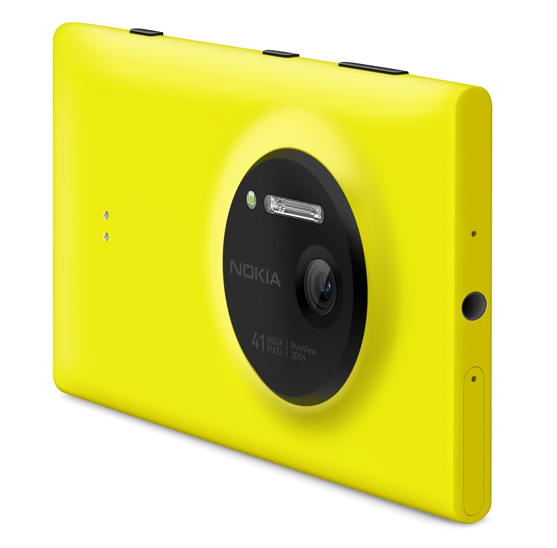 Nokia Lumia 1020 (yellow)