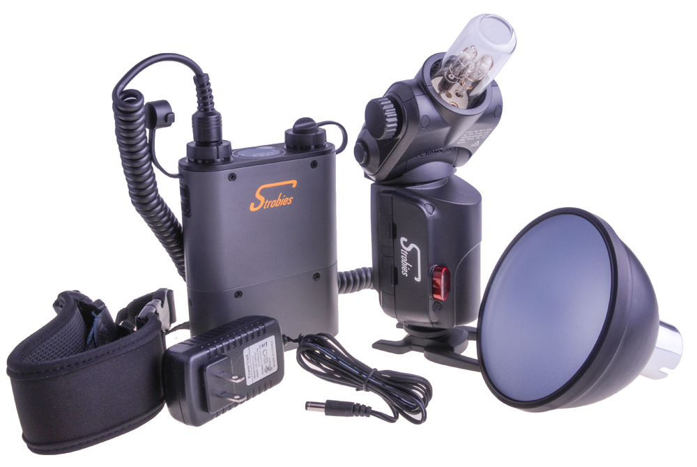 Interfit To Release Bare Tube Flashgun With Hss Lighting
