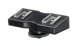 Broncolor 2-in-1 Hot Shoe Adapter