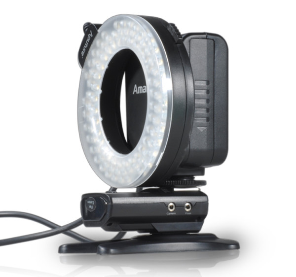 Aputure Amaran Halo H100 as an off-camera flash