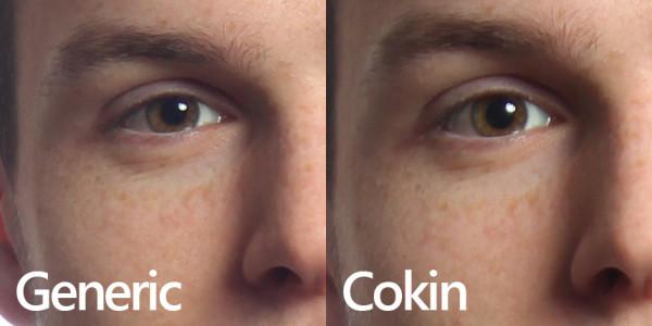 Generic UV filter vs. Cokin Pure Harmonie