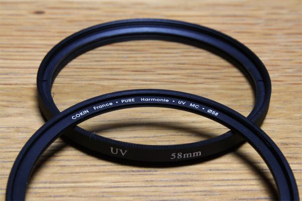 Cokin Pure Harmonie Anti-UV Multi-Coated 58mm filter