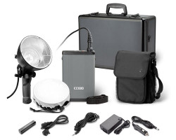 First Line 600ws portable lighting kit