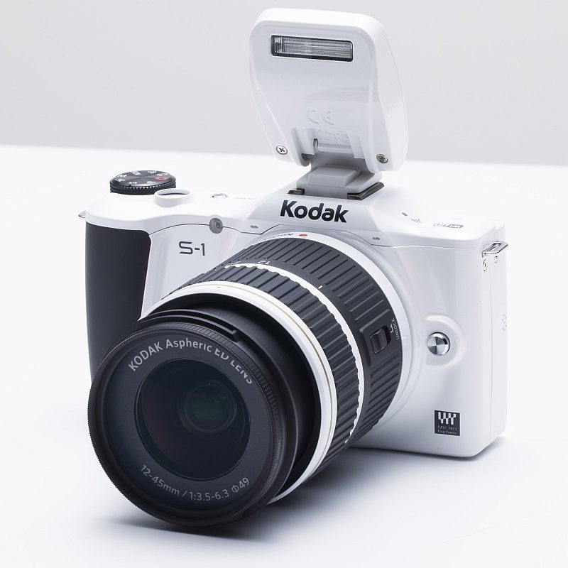 Kodak PixPro S-1 with flash
