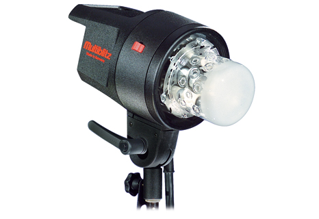 Multiblitz BL series flash head