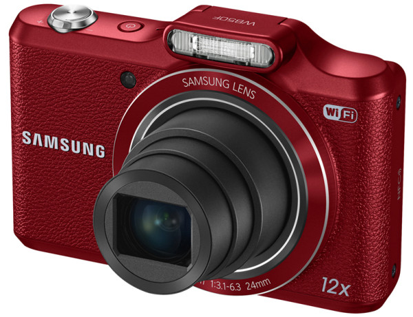Samsung WB50F (red)