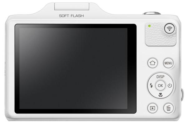 Samsung WB50F (white)