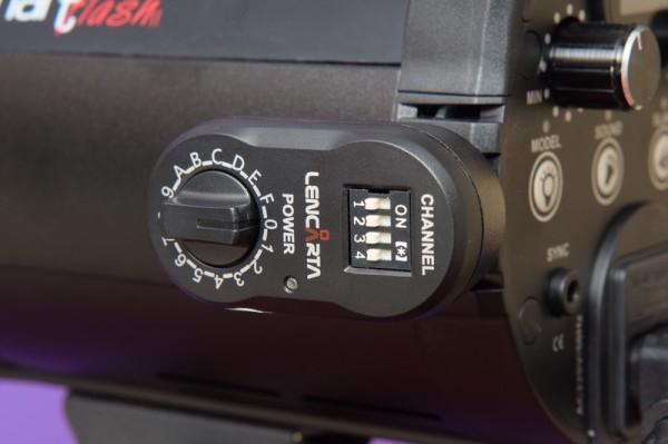 Lencarta SmartFlash 2 WaveSync receiver