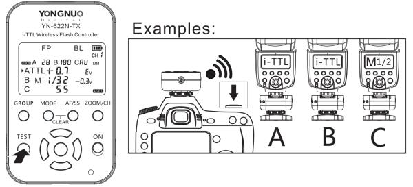 yongnuo yn 622n manual pdf