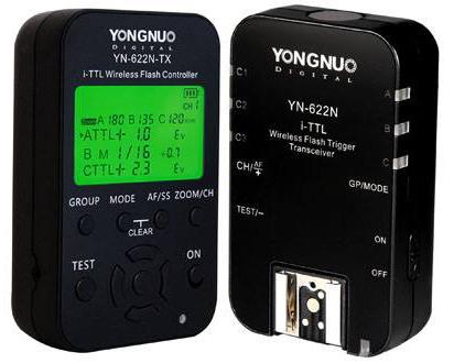 Yongnuo YN-622N-TX and YN-622N