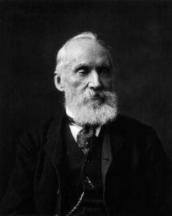 Broad lighting: William Thomson, Baron Kelvin