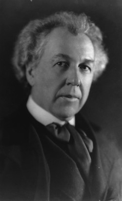 Broad lighting: Frank Lloyd Wright