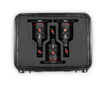 Fiilex M831 lighting kit