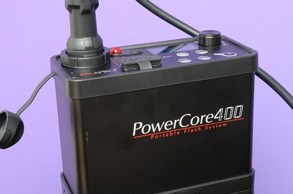 Pixapro PowerCore 400
