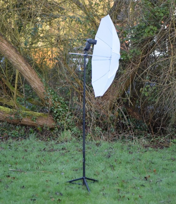Faith Speedlight Stand