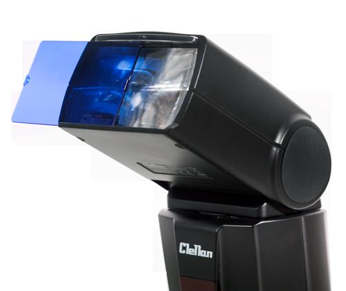 Clellan ZR45 flash