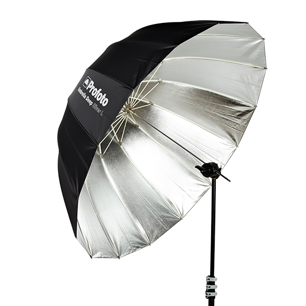 Profoto Deep umbrella, silver