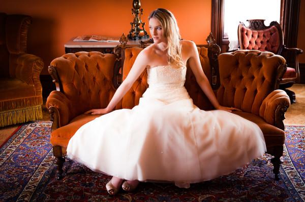 Model: Deanna Watney. Picture: Ricardo Gomez