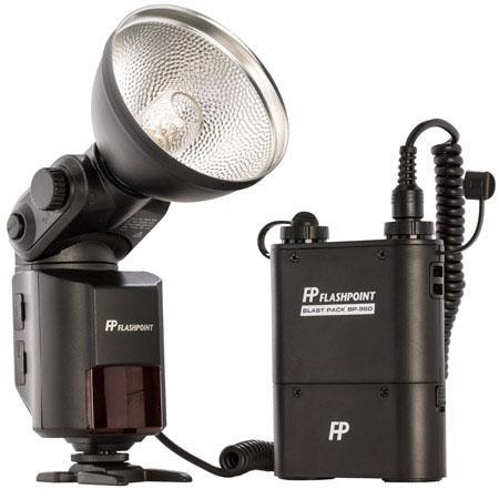 Flashpoint StreakLight 360 Ws Flash with Blast Power Pack