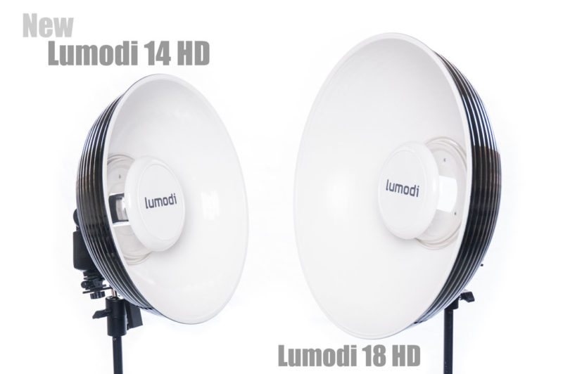 Lumodi HD Pro Beauty Dishes
