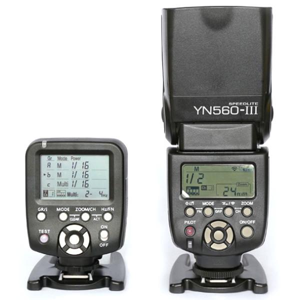 Yongnuo YN560-TX and YN560-III