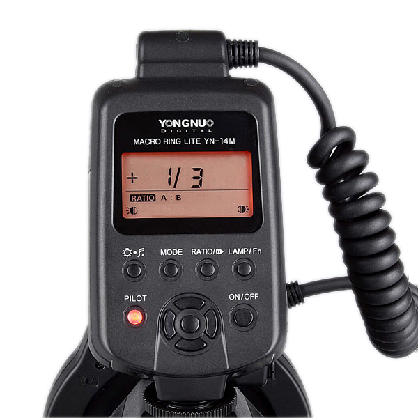 Yongnuo Releases Manual Ring Flash Yn 14m Lighting Rumours