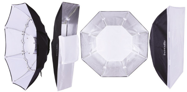 Interfit Foldable Softboxes